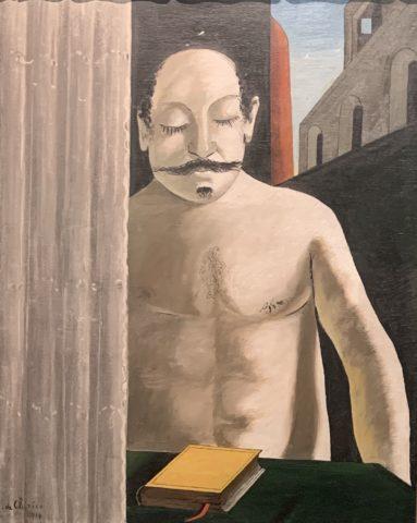 Giorgio De Chirico La Peinture Metaphysique Au Musee De L Orangerie Archibat Mag